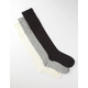 FULL TILT 3 Pack Scrunch Top Knee High Socks