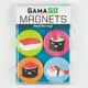 GAMA GO Sushi Magnet Set