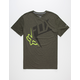 FOX Outcome Tech Series Mens T-Shirt