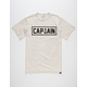 CAPTAIN FIN Naval II Mens T-Shirt