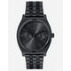 NIXON Time Teller Deluxe Black Watch