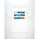 CALI'S FINEST Stripes Mens T-Shirt