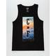 CALI'S FINEST Sunsets Mens Tank