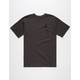 CAPTAIN FIN Shark Fin Mens Pocket Tee