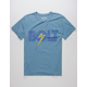 LIGHTNING BOLT Bolt Mens T-Shirt