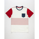 RVCA Change Up Boys Pocket Tee
