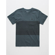 RVCA On Top Boys Pocket Tee