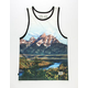 HIPPYTREE Range Mens Tank