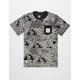 LIRA Cove Boys Pocket Tee