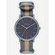 NIXON Porter Nylon Watch