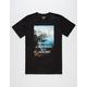CALI'S FINEST Coastline Mens T-Shirt