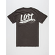 LOST Thick Stroke Mens T-Shirt