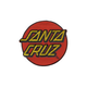 SANTA CRUZ Classic Dot Logo Patch