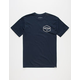 CAPTAIN FIN Classical Mens T-Shirt