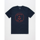 CAPTAIN FIN Bossman Mens T-Shirt