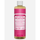 DR. BRONNER Rose Pure-Castile Liquid Soap