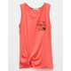 FULL TILT I'm In Love Girls Pocket Tank