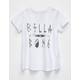 BILLABONG Mystic Logo Girls Tee