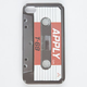 APPLY Cassette Tape iPhone 4S Case