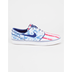 NIKE SB USA Stefan Janoski Canvas Shoes