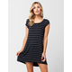 BILLABONG Moonshadow T-Shirt Dress