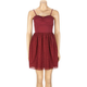 FULL TILT Corset Lace Dress