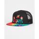 VANS x Nintendo Tie Dye Mario Womens Trucker Hat