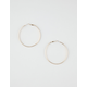 FULL TILT Hoop Earrings