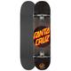SANTA CRUZ Black Dot Full Complete Skateboard