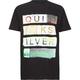 QUIKSILVER Strange Obsession Boys T-Shirt