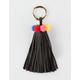 Pom Tassel Keychain Bag Charm