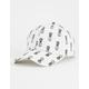 Pineapple Womens Snapback Hat