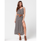 BILLABONG Easy Does It Maxi Dress