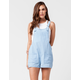 EN CREME Denim Pocket Womens Overalls