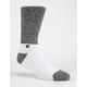 BR4SS Split Mens Crew Socks