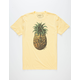 RIOT SOCIETY Ornate Pineapple Mens T-Shirt