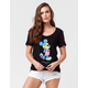 NEFF Disney Collection Pastel Mickey Womens Tee