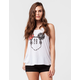 NEFF Disney Collection Floral Mickey Womens Tank