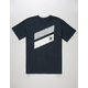 HURLEY Icon Slash Paisley Mens T-Shirt