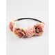 FULL TILT Garden Flower Crown