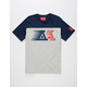 ASPHALT YACHT CLUB Roman Olympic Mens T-Shirt