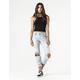 RSQ Brooklyn Slouch Womens Boyfriend Jeans