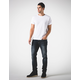 RSQ Toronto Slim Tapered Stretch Mens Jeans