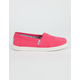 TOMS Kids Canvas Classic Slip-Ons