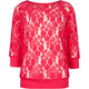 FULL TILT Lace Girls Top