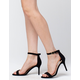 WILD DIVA Ankle Strap Womens Heels