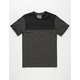 HURLEY Dri-FIT Mixer Mens Henley