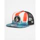 VOLCOM Bar Star Mens Trucker Hat