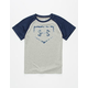 UNDER ARMOUR Baseball Hybrid Little Boys T-Shirt