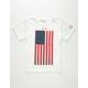 UNDER ARMOUR Flag Little Boys T-Shirt